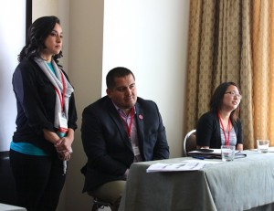 Angelica Fortin, Luis Guerra, Miko Fusado - community impact on immigration