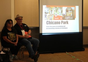 Tommie Camarillo and Albert Pulido - Chicano Park experts